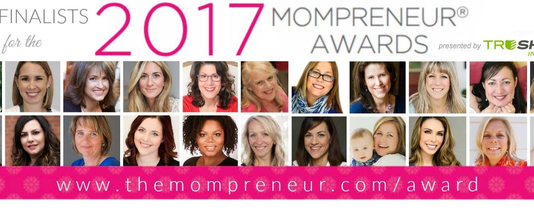 Transgender Entrepreneur Finalist for Mompreneur® Award 2017