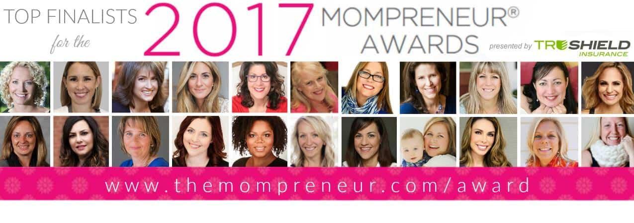 Transgender Entrepreneur Michelle Emson selected as a finalist for the 2017 Mompreneur® Momentum Award